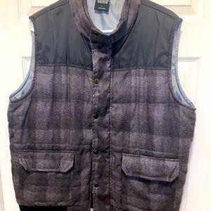 Black/Gray Outdoor Vest
